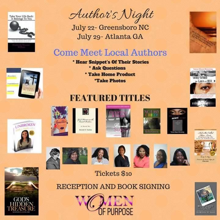 authors night