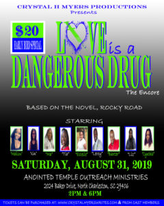 THE ENCORE LOVE IS A DANGEROUS DRUG FLYER(1)
