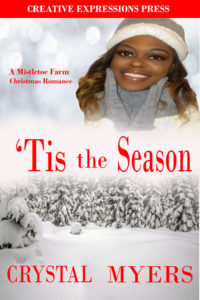 grace tis the season cover