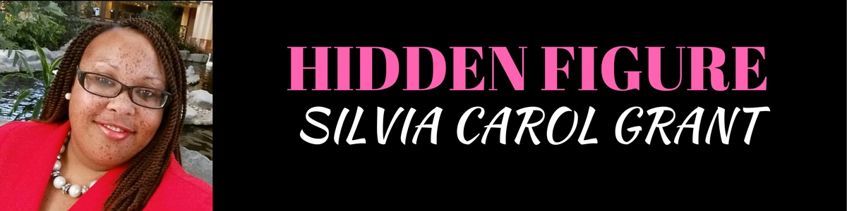HIDDEN FIGURE SILVIA CAROL GRANT HEADER